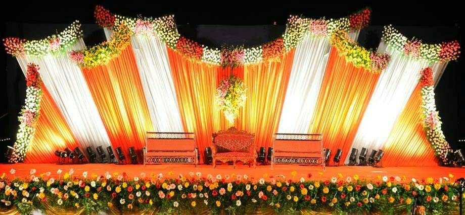 Wedding Stage Decorations, Decorators | Madurai Events